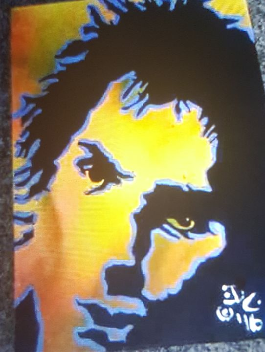 Sid Vicious #2 - Dark Castle Art