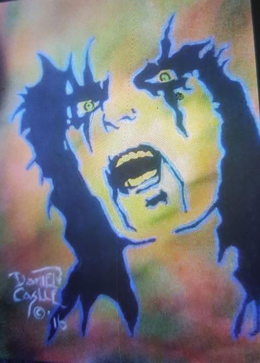Alice Cooper - Dark Castle Art