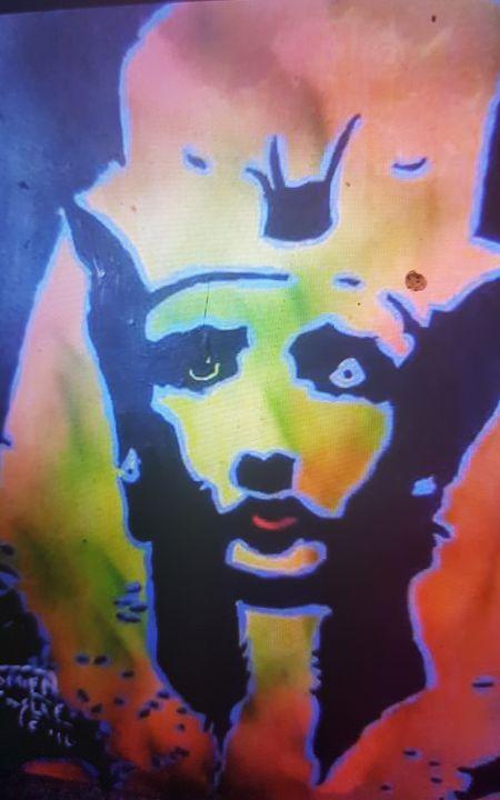 Marilyn Manson #2 - Dark Castle Art