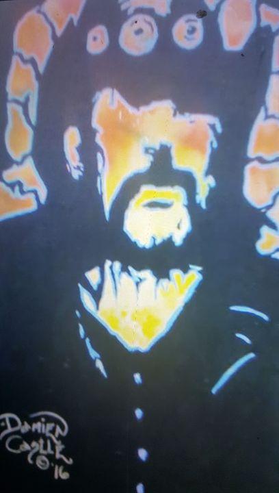 Lemmy of Motorhead #2 - Dark Castle Art