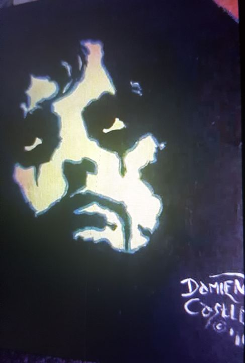 Alice Cooper #2 - Dark Castle Art