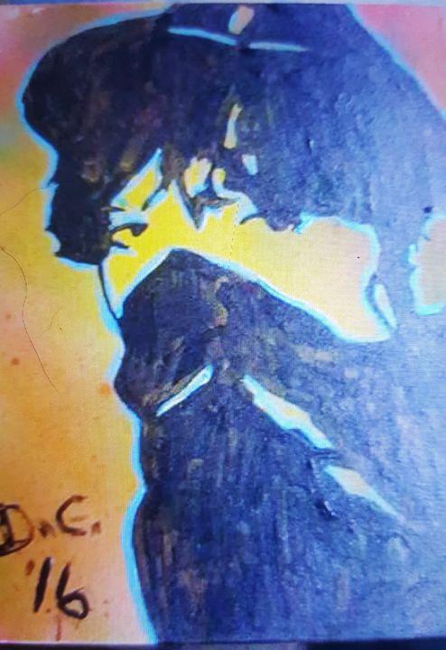 Johnny Thunders #1 - Dark Castle Art