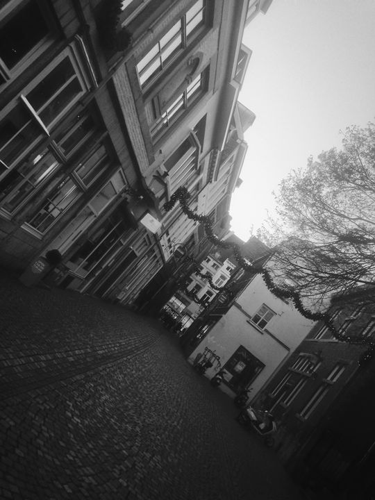 A street in Maastricht - S Koning
