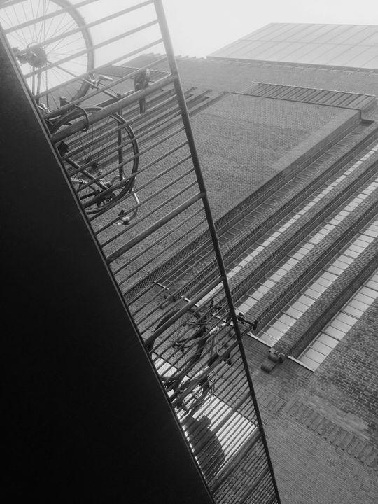 The Tate Modern - S Koning