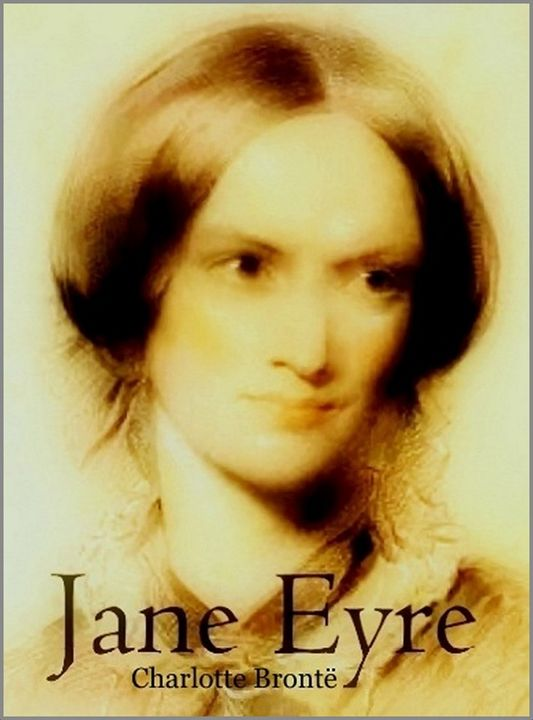Jane Eyre Cover Art - Spannings Gallery