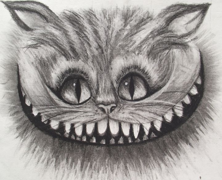 Cheshire Cat - Spannings Gallery