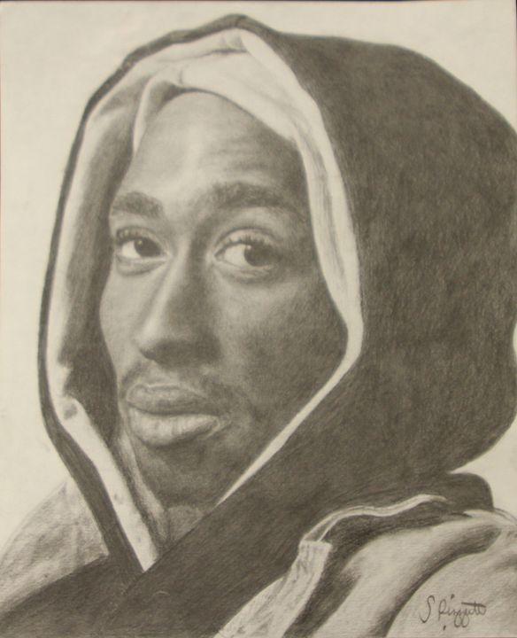 Tupac Shakur - Sophia Rizzuto