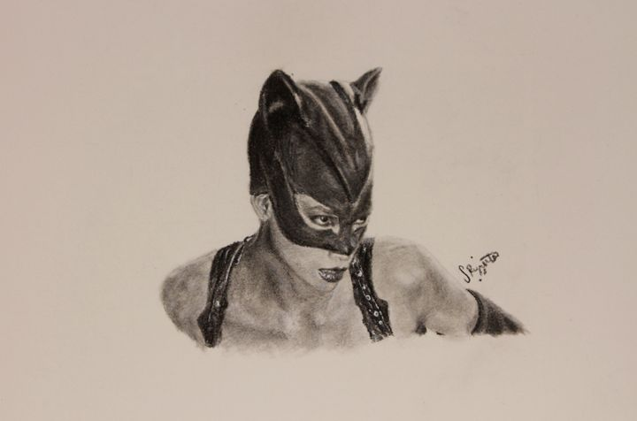 Catwoman - Sophia Rizzuto