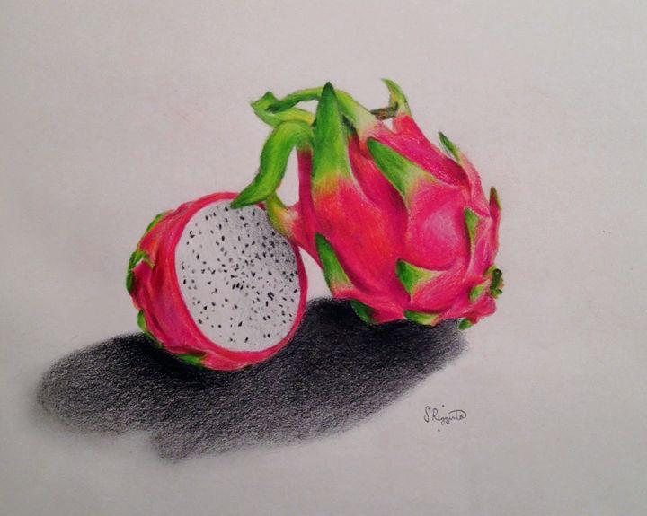 Dragonfruit - Sophia Rizzuto