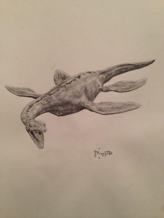 Loch Ness - Sophia Rizzuto