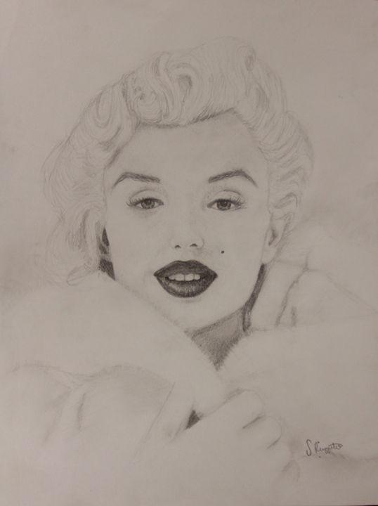 Marilyn Monroe - Sophia Rizzuto