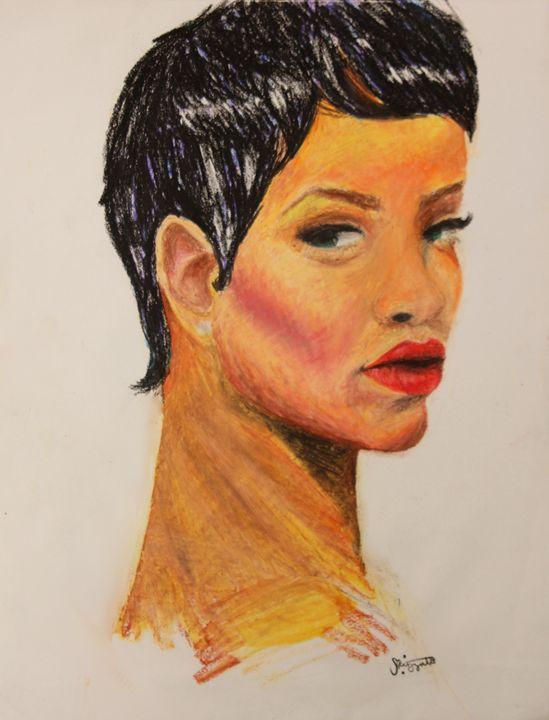 Rihanna - Sophia Rizzuto