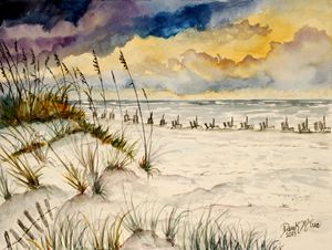 Destin Florida Beach Art