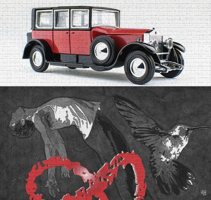 1926 Rolls Royce - Auto-Graphica