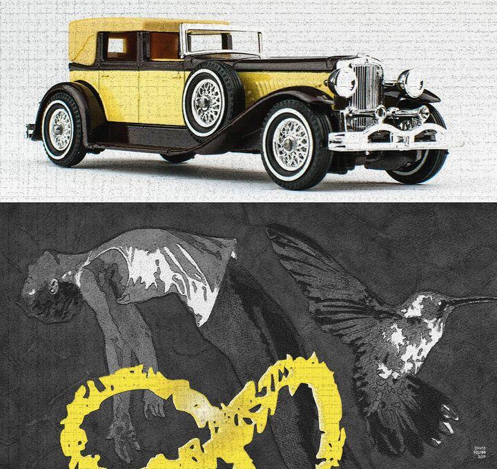 1930 Duesenberg - Auto-Graphica