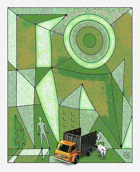 Cattle Truck - Auto-Graphica