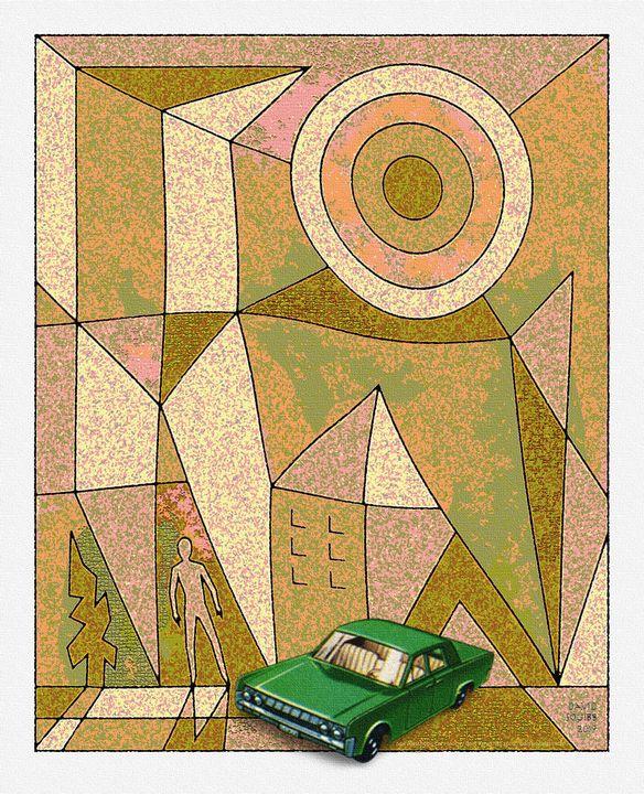 Lincoln Continental - Auto-Graphica