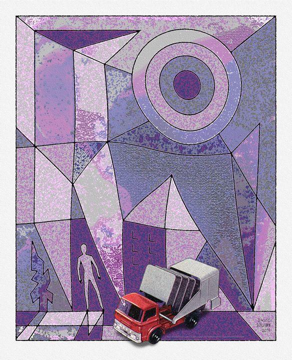 Refuse Truck - Auto-Graphica