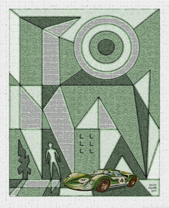 Porsche Carrera 6 - Auto-Graphica