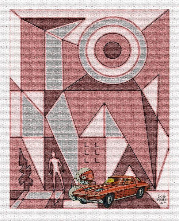 Chevrolet Corvette Stingray - Auto-Graphica