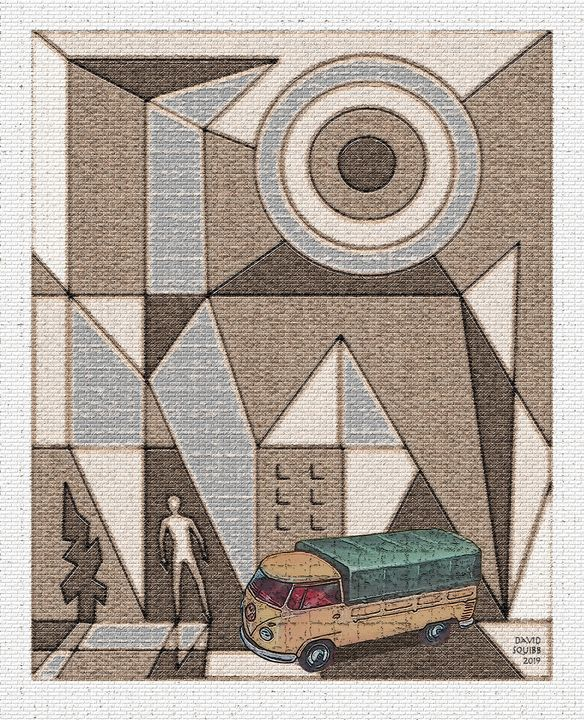 Volkswagen Pick-up - Auto-Graphica