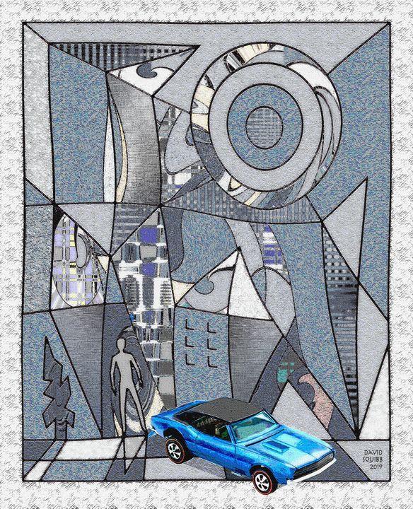 Custom Camaro - Auto-Graphica