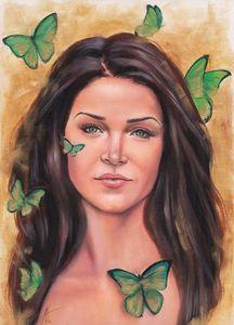 """Butterfly Spirit"" Print"