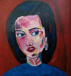 Colour girl