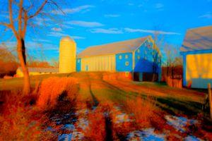 Blue Barn, Dickerson