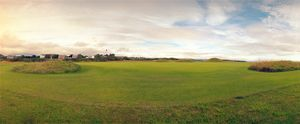 16th Green, Royal Dornoch Golf Club