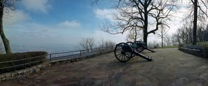 Cannon over Chattanooga