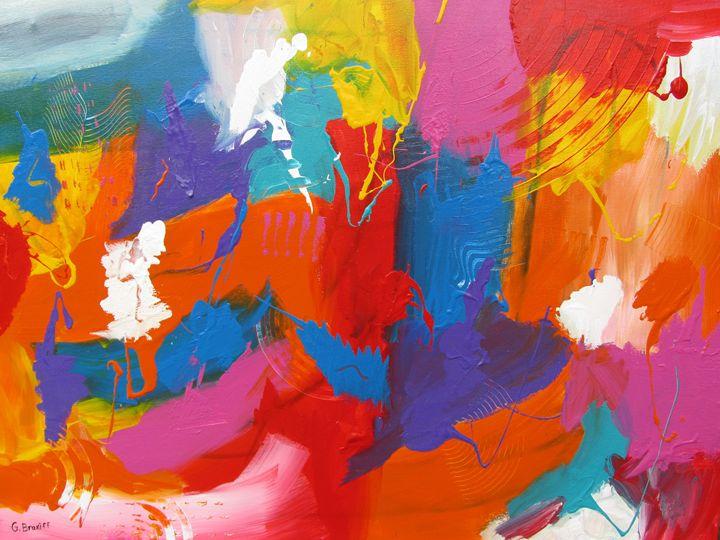 Intimate Stain - Gary Braniff