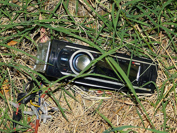 Grassy Knoll Radio - Jeronimo Rubio