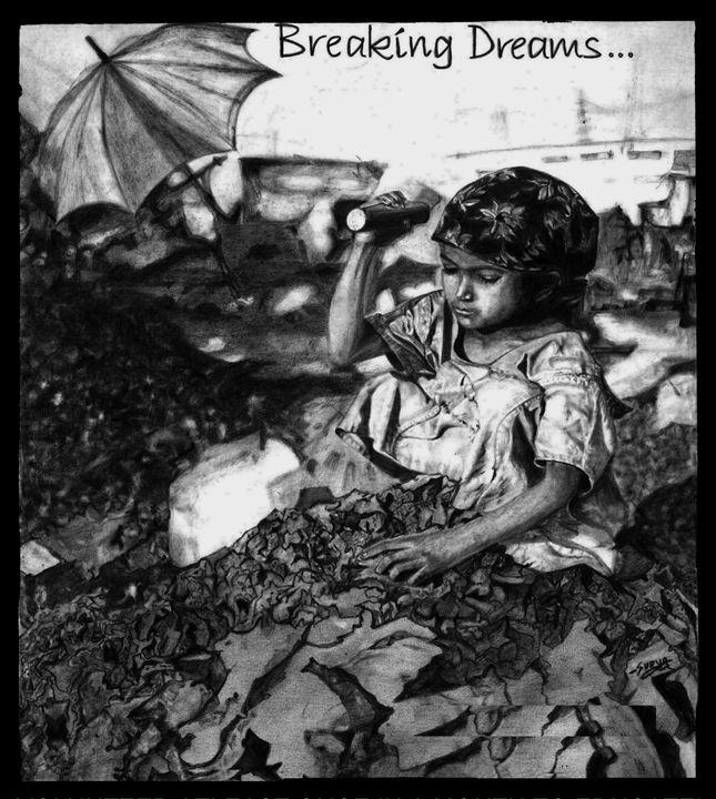 Child Labour - Surya Balu's Art Corner