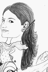 Surya Balu's Art Corner