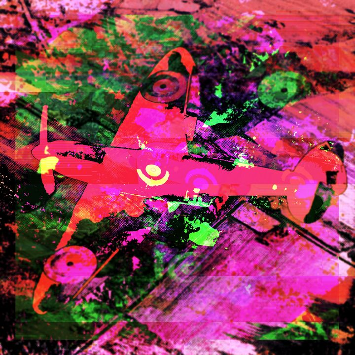 Spitfire - moe.