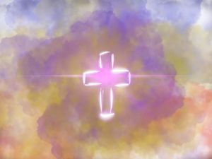 Cross in the Sky - TH Art & Designs