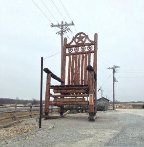 Big Rocking Chair