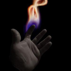 Flaming Finger