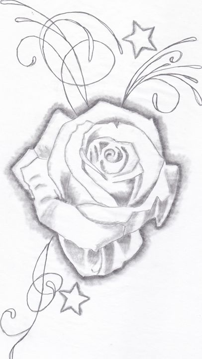 Rose - TH Art & Designs