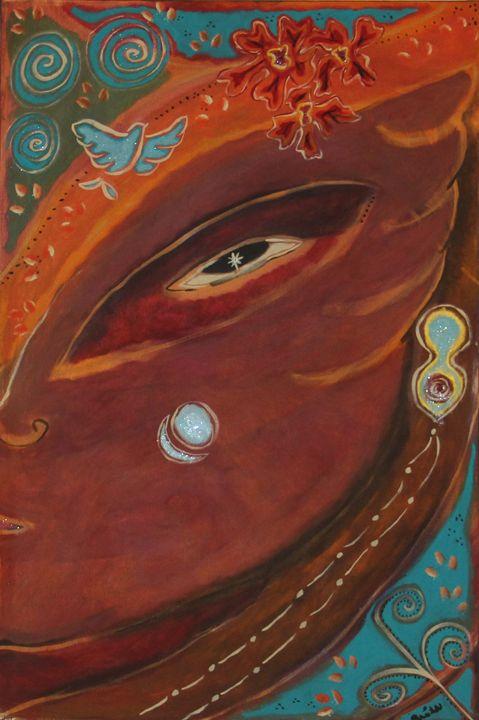 Reflection of My Soul - Soulful Emergence Art Gallery