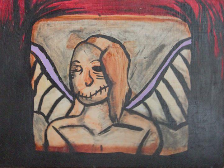 Shattered Spirit - Soulful Emergence Art Gallery