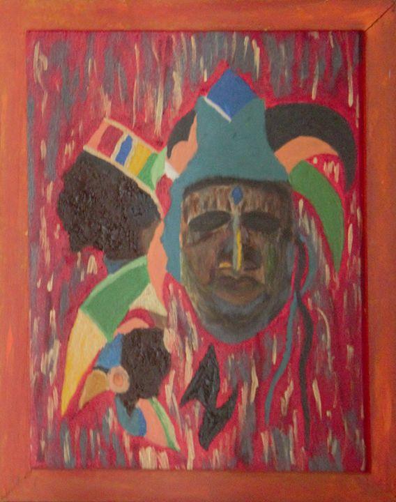 Clown Stuff - Soulful Emergence Art Gallery