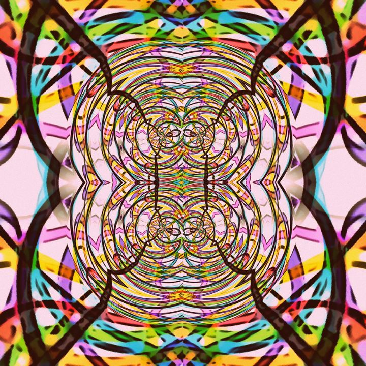 Mosaic Butterfly - Cai-Mera