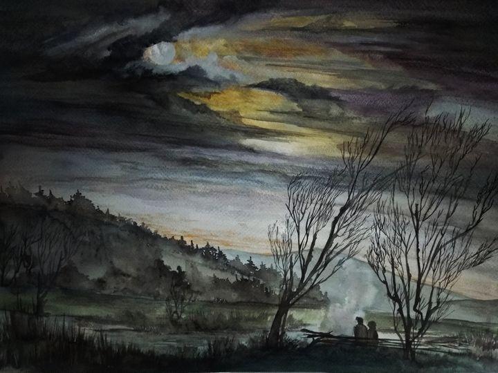 Winter Sighs - Shriya Sharma ( Impressions)