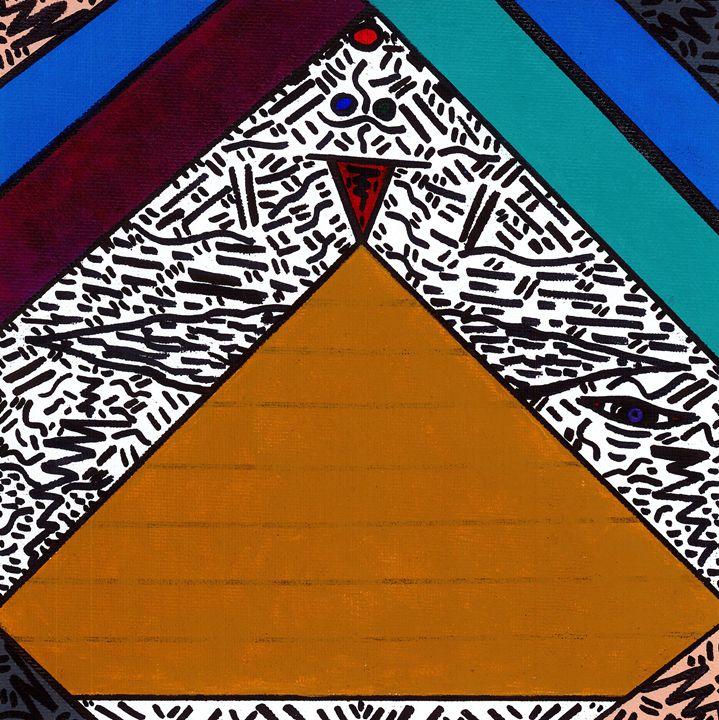 Orche Pyramid - Jesse Whitfield Art