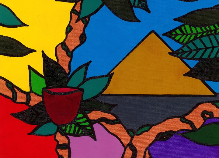 Peaceful Resolution - Jesse Whitfield Art