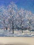 Snow Park by Artist Shinya Kumazawa