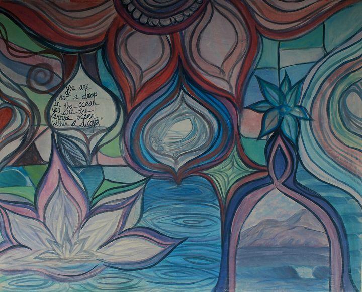 you are the ocean - Gary Lynn
