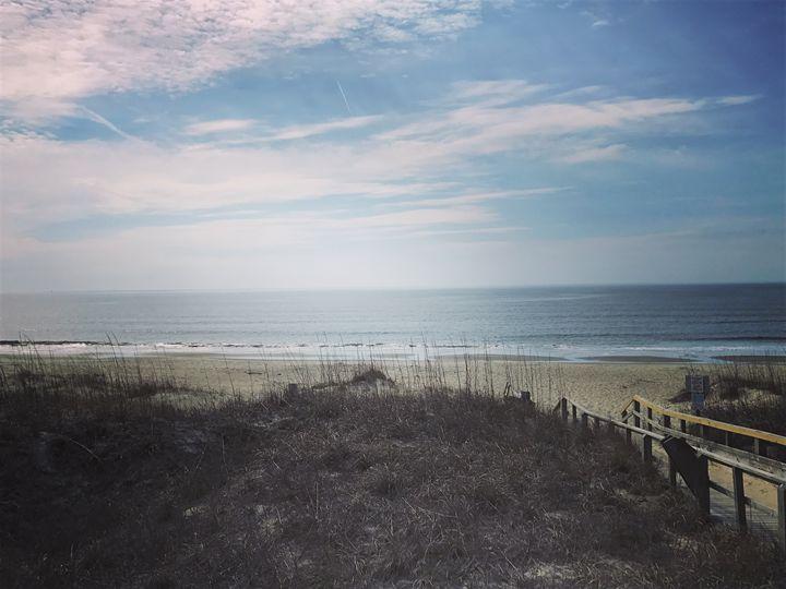 Beach days - K. Herring